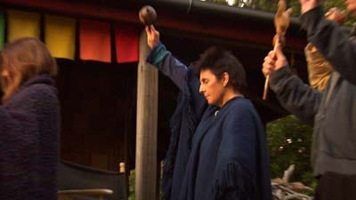 Billie Dean Opening Sacred Space