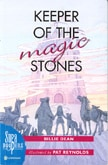 Book cover for Keeper of the Magic Stones by Billie Dean