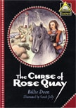 Book cover for The Curse of Rose Quay by Billie Dean