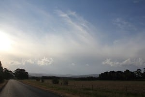Road and Sky, by Billie Dean