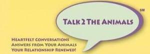 Talk 2 The Animals