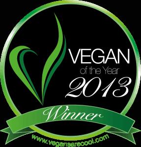 Vegan of the Year 2013