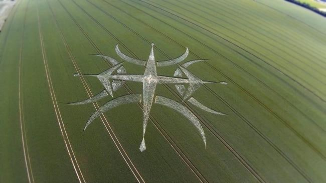Crop Circles and the Promise of Hope